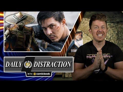 Exclusive Mortal Kombat Movie Updates 🐉