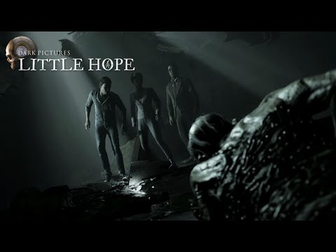 The Dark Pictures: Little Hope - Release Date Announcement Trailer - PS4/XB1/PC