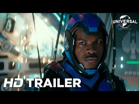 Pacific Rim Uprising | Officiële Trailer 1 (Universal Pictures) HD