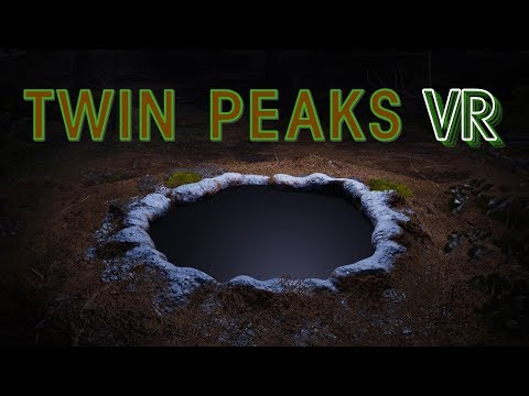 Twin Peaks VR Launch Trailer