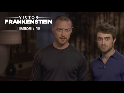 "Victor Frankenstein | ""Undead Monsters"" TV Commercial [HD] 