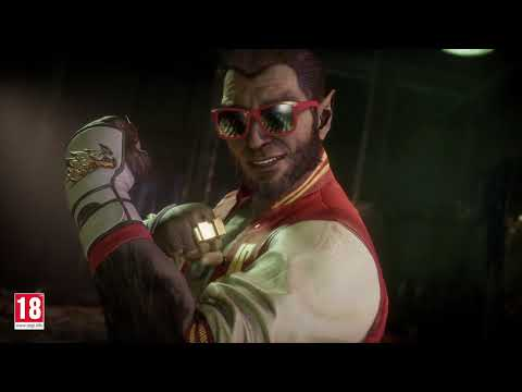 Mortal Kombat 11: Aftermath - All Hallow's Eve skinpack trailer