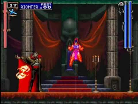 Castlevania: Symphony of the Night Teaser Trailer (PSX), short version