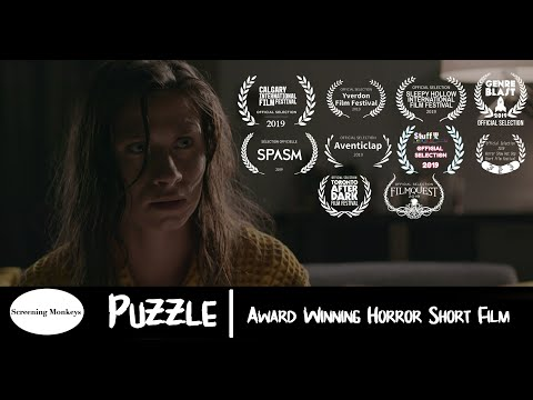 Puzzle | Award Winning Horror Short Film