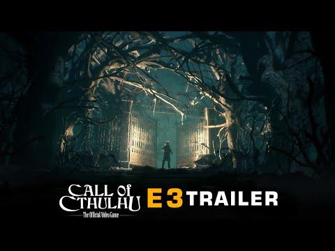 [E3 2016] Call Of Cthulhu - E3 Trailer