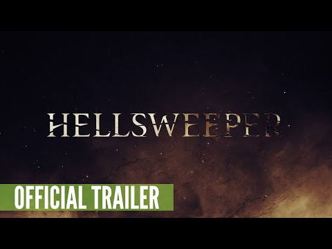 Hellsweeper VR - Alpha Trailer (Mixed Realms) PC VR