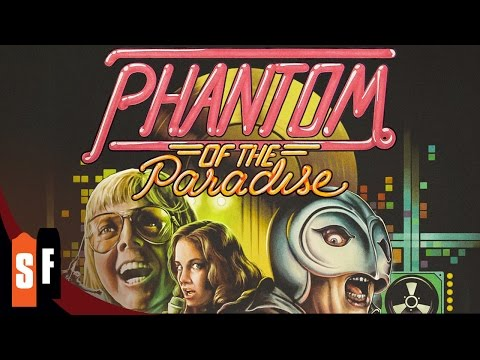 Phantom Of The Paradise (1974) - Official Trailer (HD)