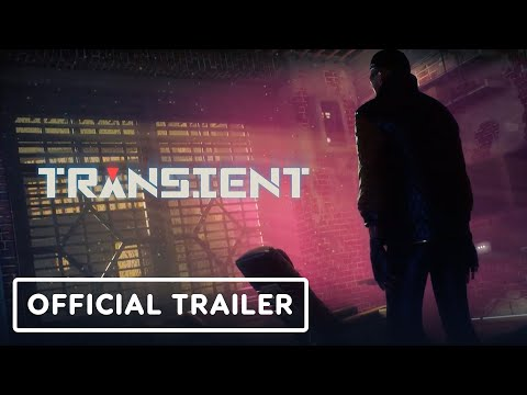 Transient - Official Cinematic Trailer | gamescom 2020