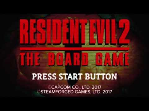 Resident Evil™ 2: The Board Game - Kickstarter Teaser
