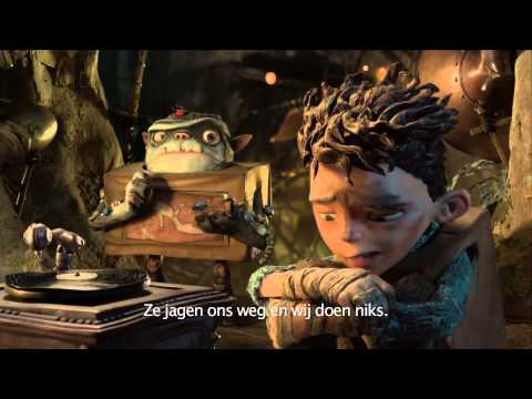 The Boxtrolls (OV) - trailer Nederlands