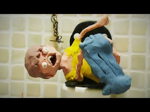 T IS FOR TOILET [The ABCs of death]   a Stop motion Animation by Lee Hardcastle