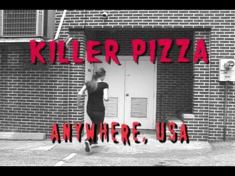 Killer Pizza Book Trailer