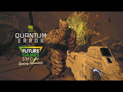 QUANTUM ERROR | FGS Spring Showcase Teaser - March 25th, 2021 | PS5, PS4, XSX