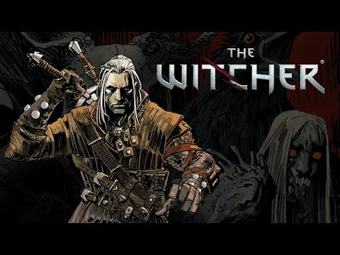 Witcher House of Glass #1 - release trailer