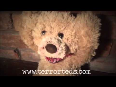 Terror Teds - Peek-A-Boo Ted Animatronic