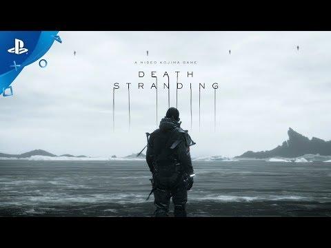 Death Stranding | Launch Trailer | PS4