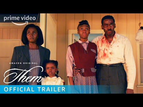 THEM - Official Trailer | Prime Video