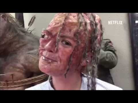Hemlock Grove special effects DIY: Shelley Godfrey