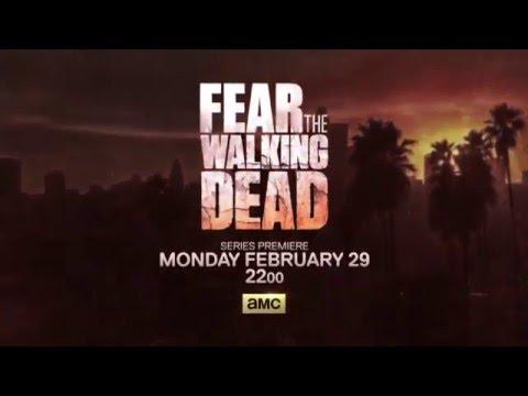 Fear The Walking Dead in Nederland te zien op AMC