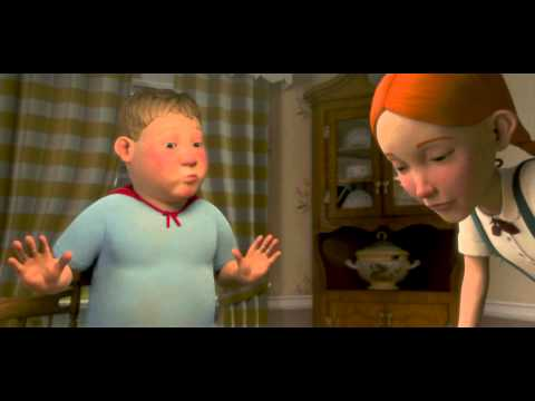 Monster House - Trailer