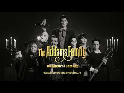 The Addams Family Musical - Vanaf November in het Theater