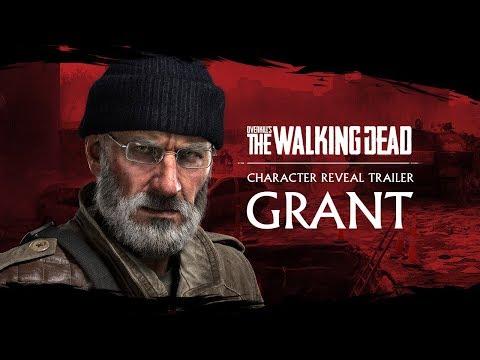 Overkill's The Walking Dead: Grant Trailer