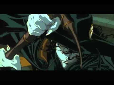 Vampire Hunter D: Bloodlust Trailer