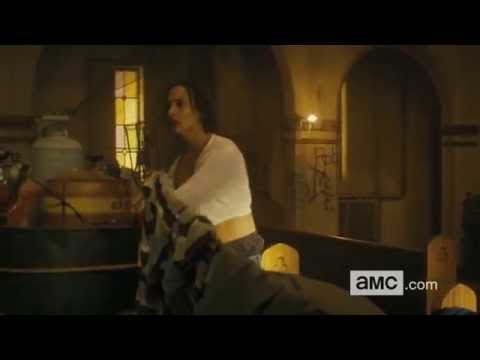 "The First 3 Minutes of ""Fear The Walking Dead"" (HD) Kim Dickens"