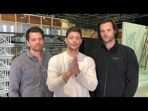 Supernatural Ending with Season 15 - Announcement