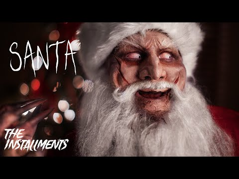 Santa - Short Horror Film | Alexanderthetitan