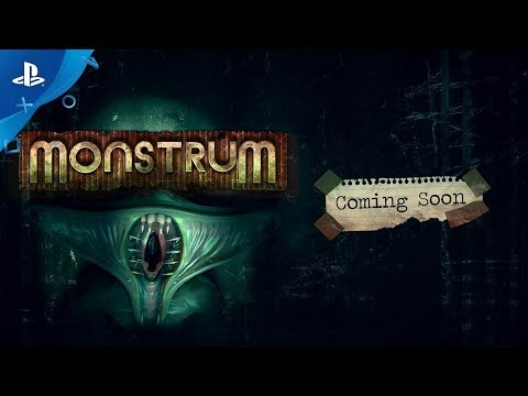 Monstrum - Gameplay Trailer | PS4