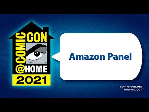 Amazon Panel   Comic-Con@Home 2021