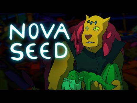 NOVA SEED - Official Trailer 01/ Gorgon Pictures Inc.