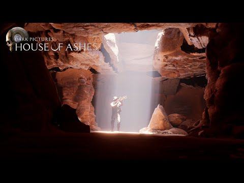 The Dark Pictures Anthology: House of Ashes - Story Trailer & Release Date Announcement
