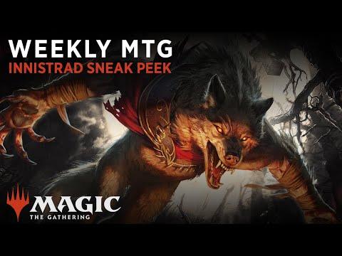 Weekly MTG | Innistrad Sneak Peek
