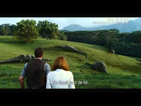 JURASSIC WORLD vanaf 11 juni in de bioscoop, in 3D en Imax 3D