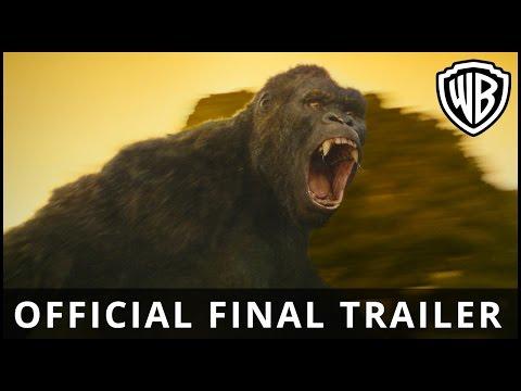 Kong: Skull Island | Officiële trailer 2 | NL ondertiteld | 9 maart 2017