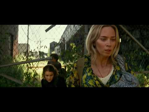 A Quiet Place Part II | clip - Run