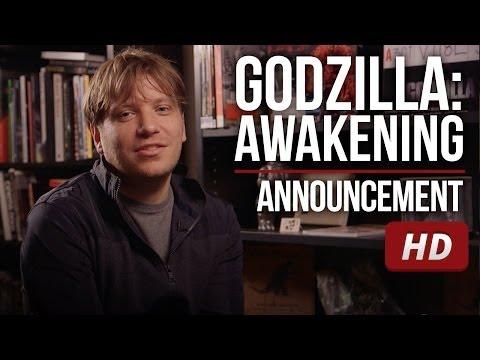 "Gareth Edwards Announces ""Godzilla: Awakening"" [HD]"