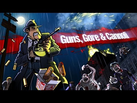 Guns, Gore & Cannoli Official Trailer