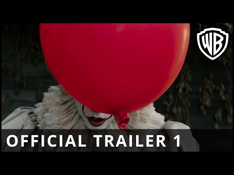 IT - Official Trailer 1 - Warner Bros. UK