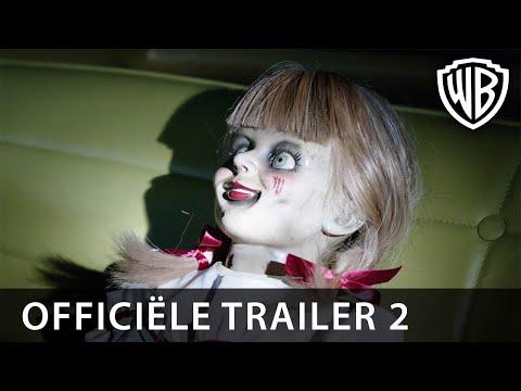 Annabelle Comes Home | Officiële Trailer 2 NL | 27 juni in de bioscoop