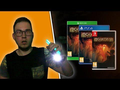 Monstrum - Nintendo Switch Announcement