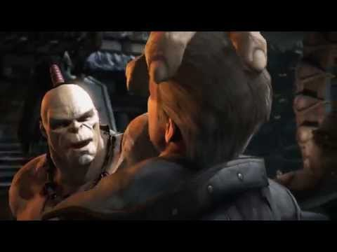 Mortal Kombat X: Official Goro Trailer
