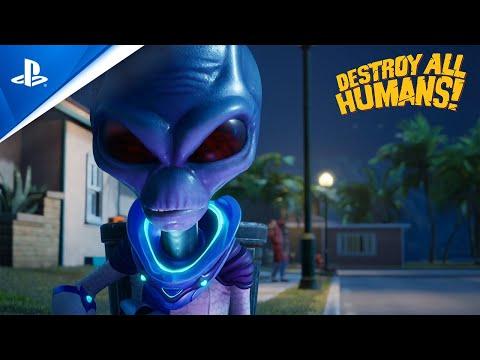 Destroy All Humans! - Cryptosporidium-137 presents: Fun with Guns | PS4