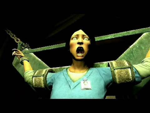 SAW 2 - Flesh & Blood Trailer (E3 2010) | HD