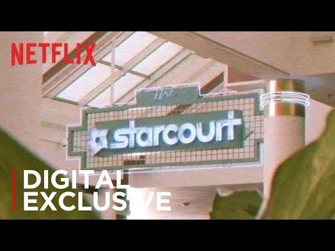 Coming Soon: The Starcourt Mall!   Hawkins, Indiana