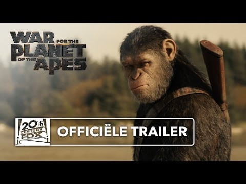 War for the Planet of the Apes | Officiële trailer 1 NL ondertiteld | 13 juli 2017 in de bioscoop