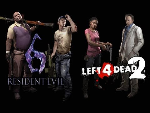 Resident Evil 6 x Left 4 Dead 2 - Free Character Crossover DLC for PC