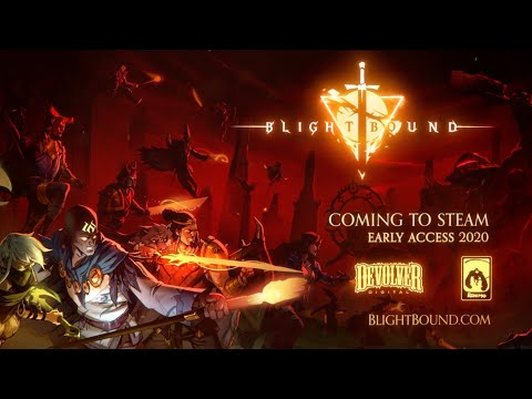 Blightbound - Coming to Steam Early Access